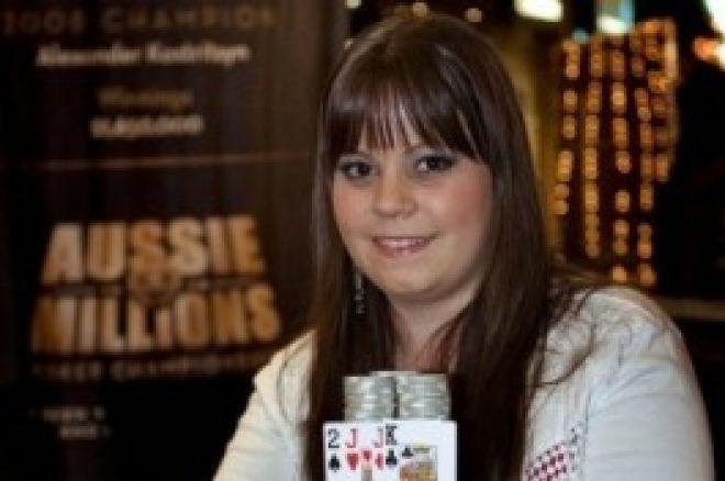 """WSOP новобранци: Annette """"Annette_15"""" Obrestad 0001"""