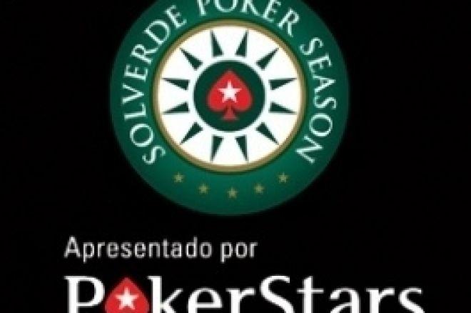 9 jogadores garantem lugar na Etapa #6 do Solverde Poker Season 0001