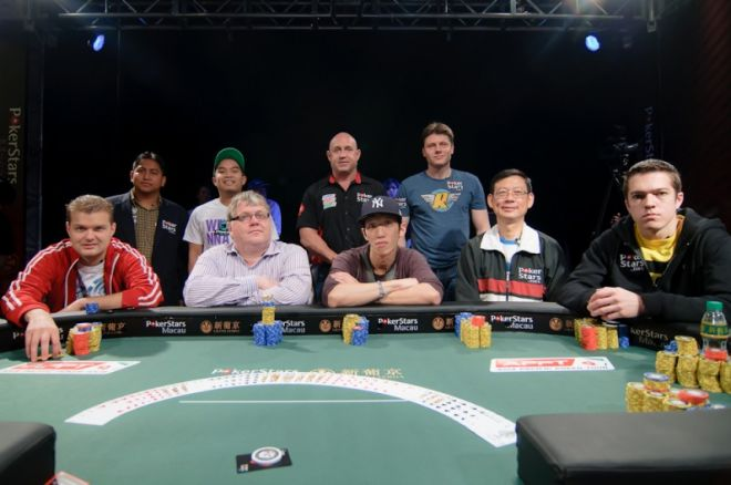 2010 PokerStars.net APPT Macau Day 3: Multi-National Final Table Sets Up Another World Poker... 0001
