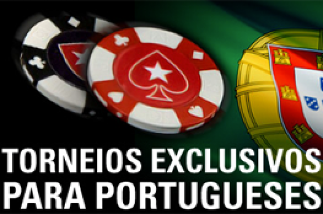 torneio exclusivo pokerstars portugal