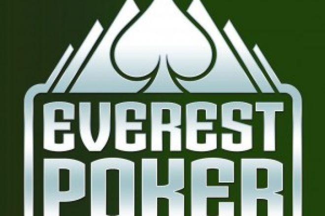 Everest Poker kviečia - pažaiskime $200 nemokamuose regioniniuose turnyruose 0001