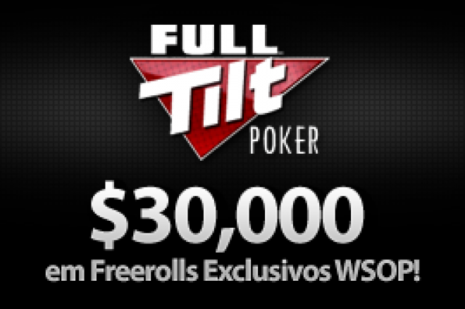 fulltilt poker wsop freerolls