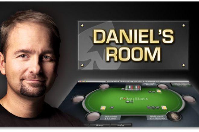 Daniel's Room стартира в PokerStars 0001