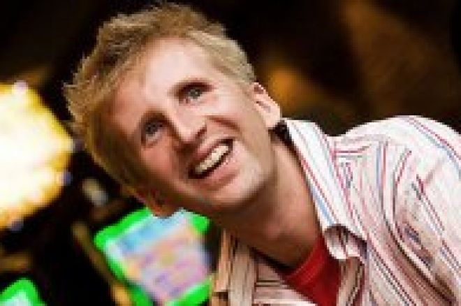 Andreas Høivold blogger fra Las Vegas hos Pokernews Norge 0001