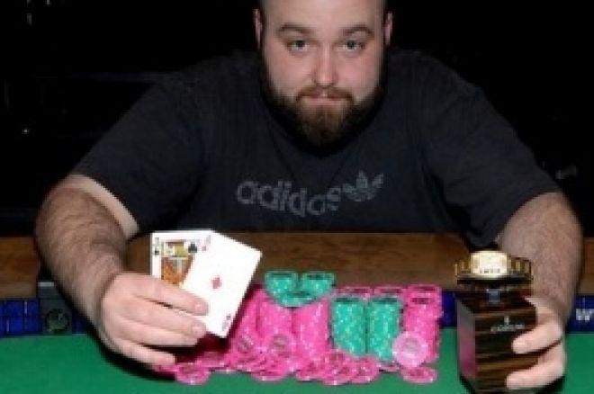 Покер блог на Brock Parker: WSOP 0001