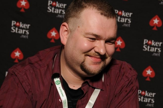 PokerStars.net LSPT Kauno etape triumfuoja Tomas Veščiūnas 0001