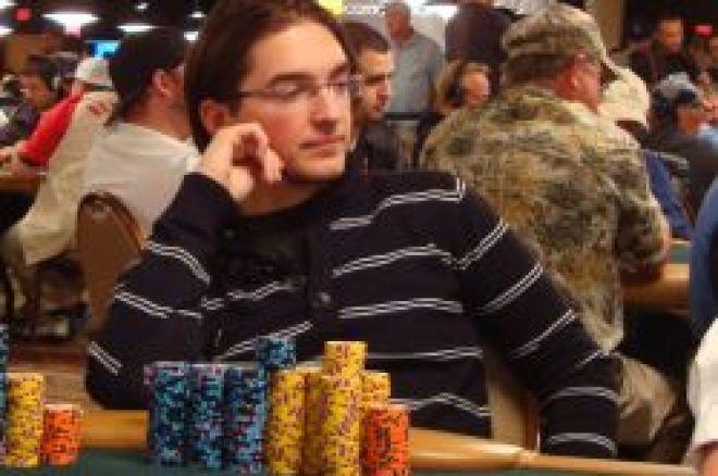 WSOP- Mikael Thuritz på finalbordet i Players Championship 0001