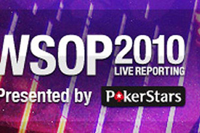 41. WSOP: Folytatódtak a tegnapi versenyek, magyarok továbbra sincsenek a továbbjutók... 0001