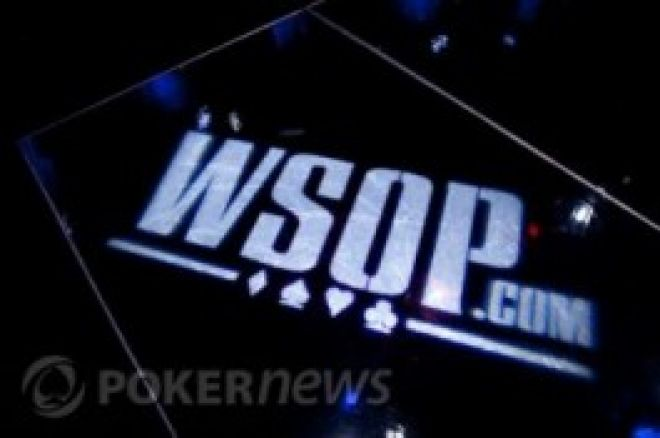 WSOP Dag 5 er i gang - Andreas Høivold spiller $5000 shout out. 0001