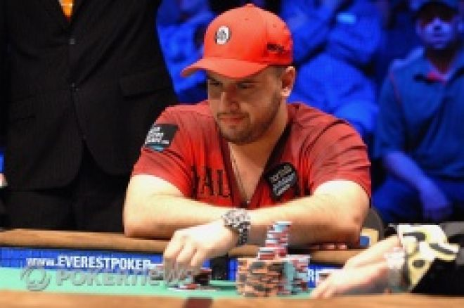 WSOP- Mikael Thuritz slutade på åttonde plats 0001