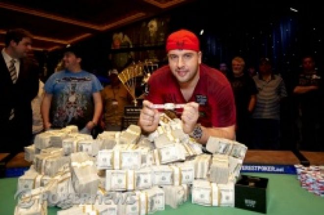 Michael Mizrachi, 2010 WSOP Poker Player Champion 0001