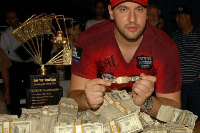 2010 World Series of Poker Day 5: Michael Mizrachi Takes Down Player's Championship 0001
