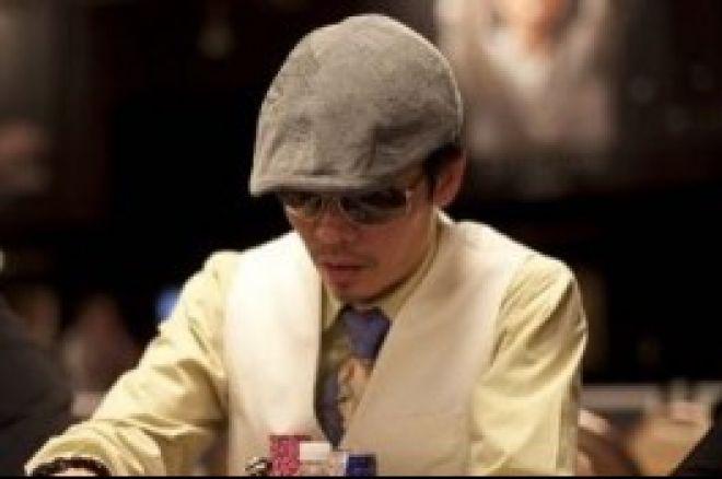 越南玩家Hoai Pham赢得2010年世界扑克锦标赛的第一场比赛 0001
