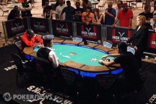 41. WSOP: Michael Chow, Aadam Daya és Praz Bansi is karkötőt nyert 0001