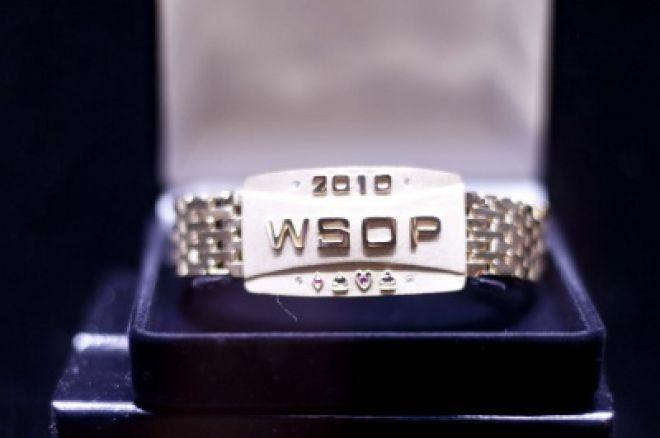 2010 World Series of Poker Day 7: Tieman Wins First Bracelet, Gelencser Takes Down Triple... 0001