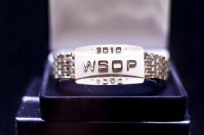 2010 World Series of Poker, Día 7: Tieman y Gelencser ganan su primer brazalete & Mizrachi... 0001