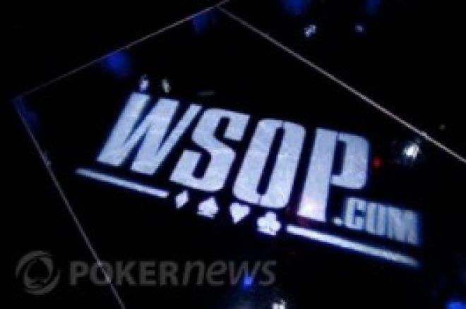 WSOP - oppdatering fra fredag 4.juni 0001
