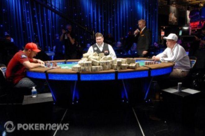 WSOP 2010: Změna struktury $50K turnaje a klesající počty hráčů 0001