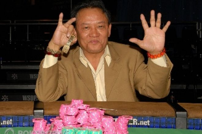 "Men ""The Master"" Ngyen - Vinnare WSOP 2010 Event #10"