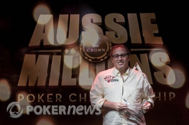 The Aussie Millions on GSN: Dwan, Shak, and Ivey Swing for the Fences 0001