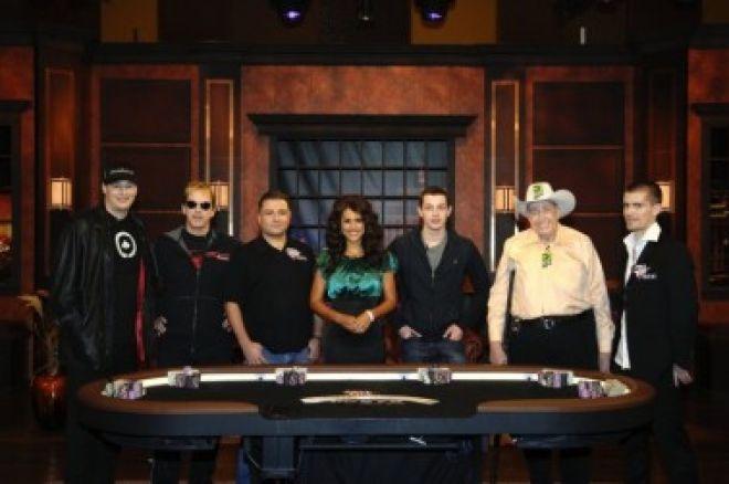 Polední turbo: Poker After Dark $100,000 Cash Game, Laakův rekord a další 0001