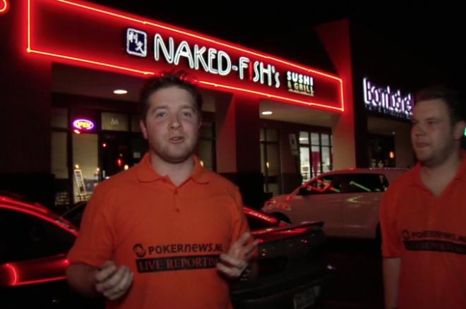 WSOP 2010 | PokerNews bezoekt de Naked Fish