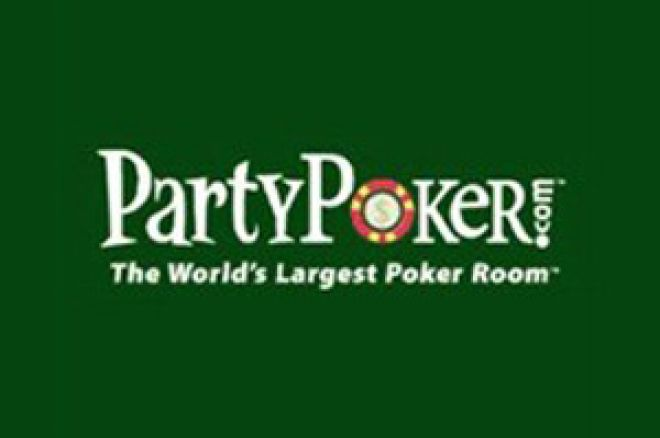 Party Poker Atlygio programa 0001