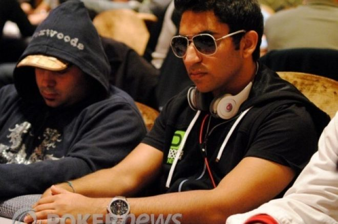 A Hand from the WSOP with Amit Makhija 0001