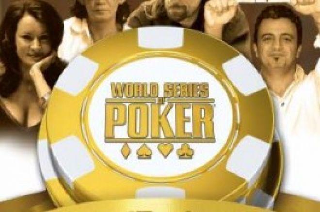 2010 års World Series of Poker resultat