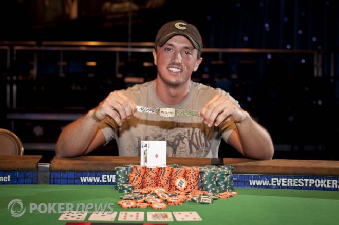 2010 World Series of Poker Day 13: Steven Gee and Carter Phillips Become Bracelet Winners... 0001