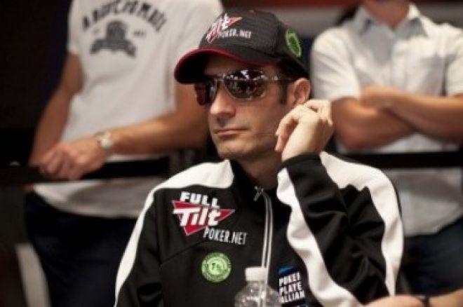 Polední turbo: Top 10 žebříček hráčů, Tony G o WSOP a další 0001