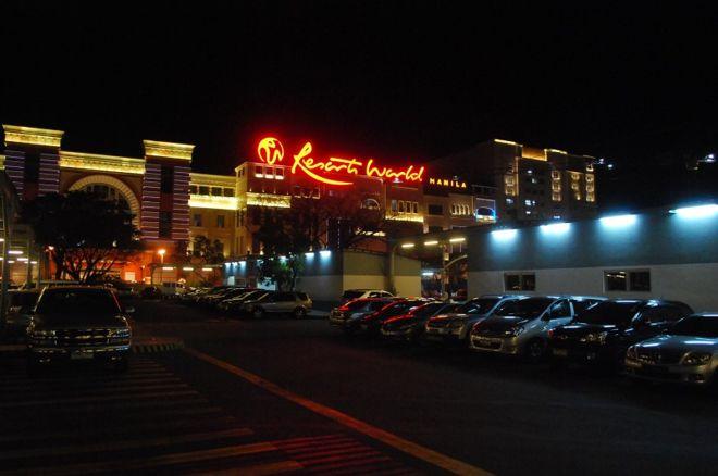 Resorts World Manila APT satellites