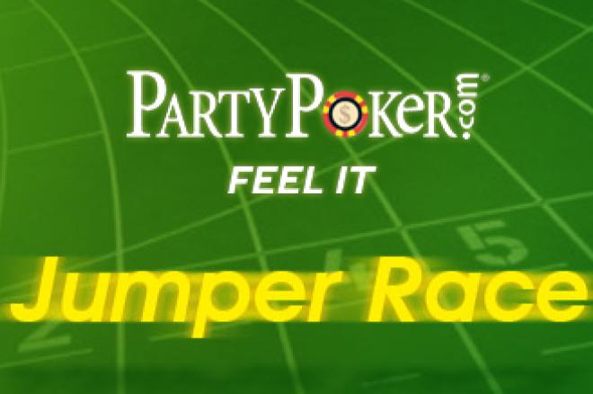 PartyPoker Jumper Rake Race 0001