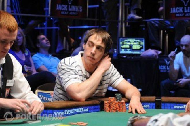 41. WSOP tizennegyedik nap: Jason DeWitt megnyerte élete első karkötőjét 0001