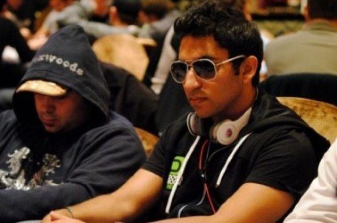 WSOP 2010: Amit Makhija rozebírá handu 0001