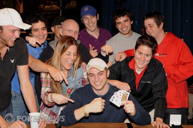 David Baker, Vinnare WSOP 2010 Event #19