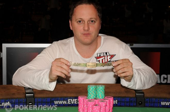 WSOP 2010 Event 21 vinnare Richard Ashby