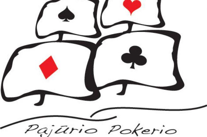 Pirmąjį Pajūrio pokerio klubo draugišką turnyrą laimi - Laurynas Pielikis 0001