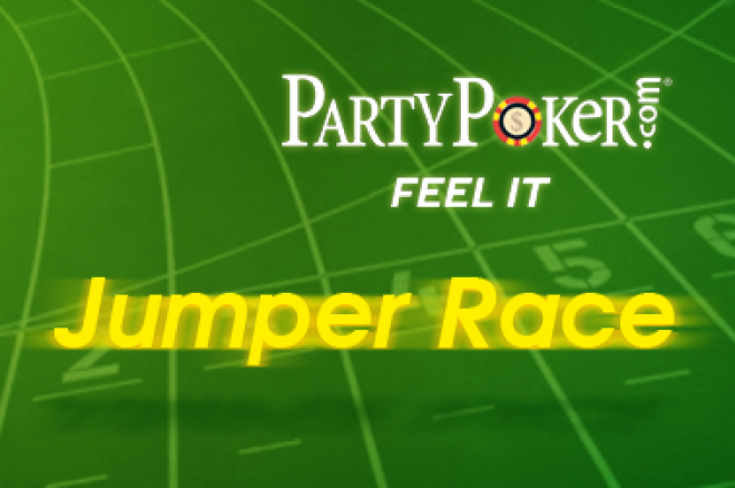 $15,000 PartyPoker Jumper Race Starts Today 0001