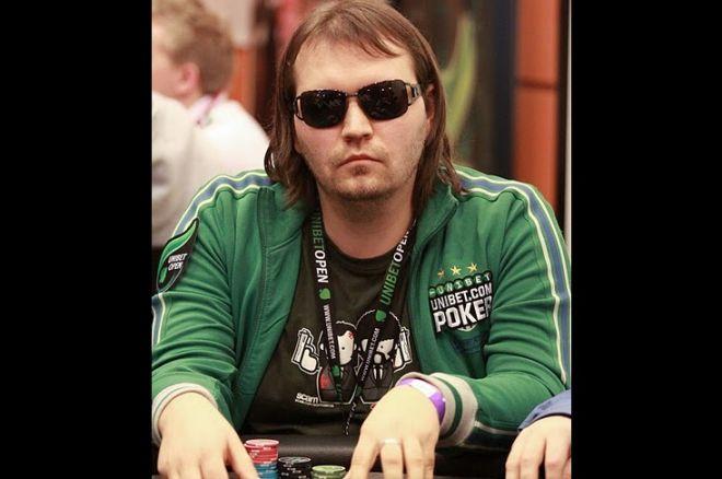 WSOP 2010 Dream Team Lietuva: Dovydas Asanavičius 0001