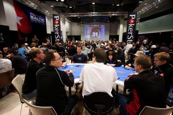 Homme algab PokerStars Baltic Festival 2010 0001
