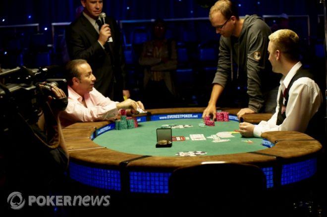 Sammy Farha WSOP Event #25 vinnare