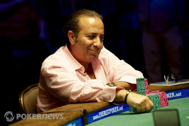"2010 World Series of Poker Day 18: Sammy Farha Wins Third Gold Bracelet, ""durrrr"" Sits Down... 0001"