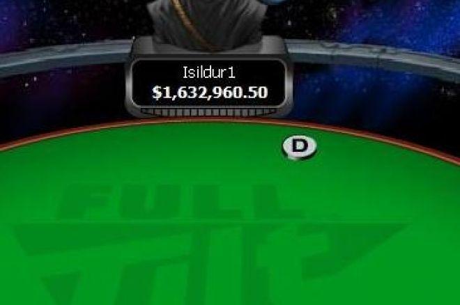 Isildur1 och Ziigmund spelar på Full Tilt – Isildur tappar $196k 0001