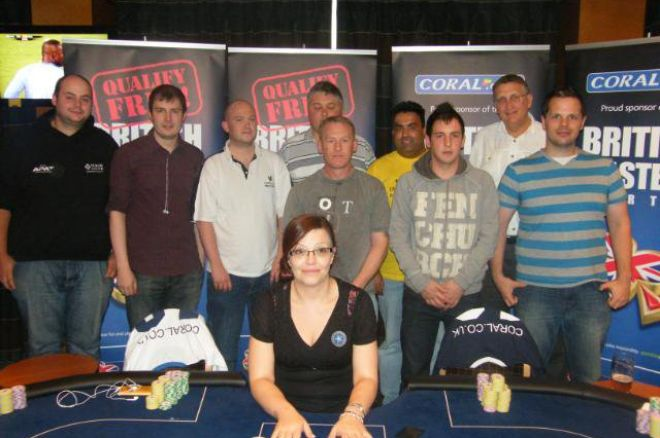 British Masters Poker