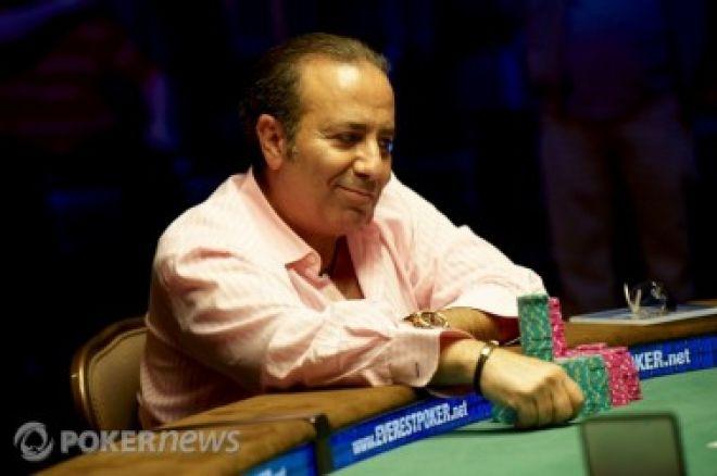 Sammy Farha Vinder Sit 3. WSOP Armbånd 0001