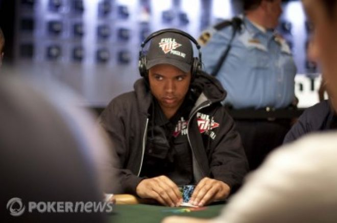 Phil Ivey spelar Tournament of Champions WSOP 2010