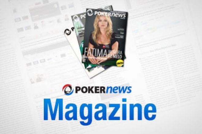 PokerNews Magazine bomvol WSOP informatie