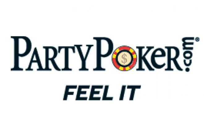 $15.000 deles ut i PartyPoker sitt Jumper Rake Race 0001