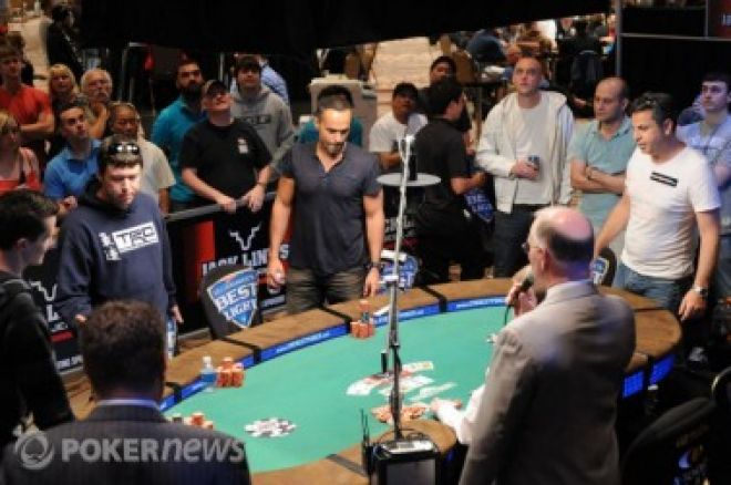 WSOP 2010 Den 21: Proulx a Keikoan získali náramky, Smith vede Event #33 a další 0001